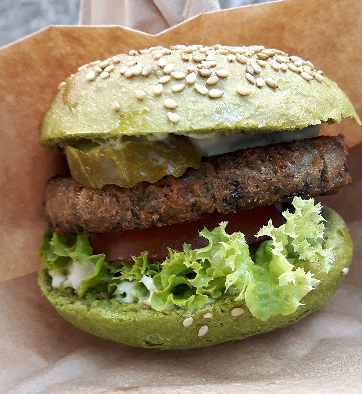 How to Make Weed Burger