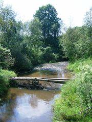 Ežeruona prie Požerūnų.Foto:Andrjusgeo at lt.wikipedia