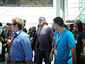 E3 2011 - Hulk Hogan walks through the crowd (5822675402).jpg