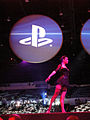 E3 2011 - Sony Media Event after party ballerina (5810690503).jpg