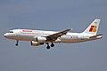 EC-FNR A320-211 Iberia Express PMI 30MAY12 (7303748460).jpg