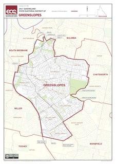 Electoral district of Greenslopes state electoral district of Queensland, Australia