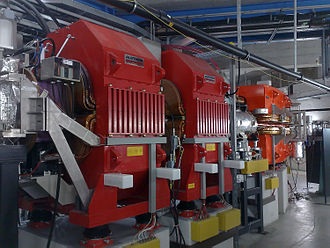 GSI Helmholtz Centre for Heavy Ion Research - Part of the ESR facility.