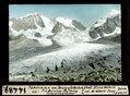 ETH-BIB-Panorama am Roseggletscher, Piz Bernina, Piz Roseg, Tschiervagletscher-Dia 247-14489.tif