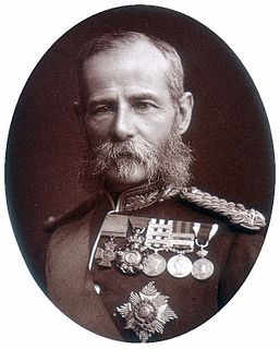 Frederick Roberts, 1st Earl Roberts British soldier
