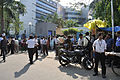 Earthquake Leads Office Evacuation - Sector-V - Salt Lake City - Kolkata 2012-04-11 9369.JPG