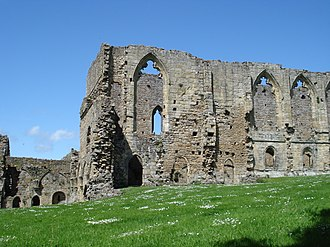 Easby Abbey - Image: Easby abbey 2