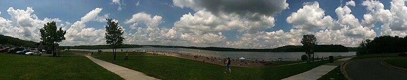 File:East Fork Lake.jpg