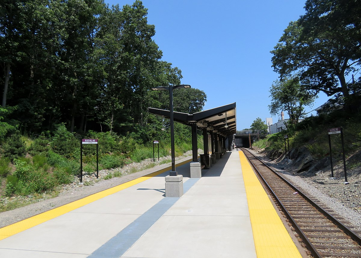 Blue Hill Avenue Station