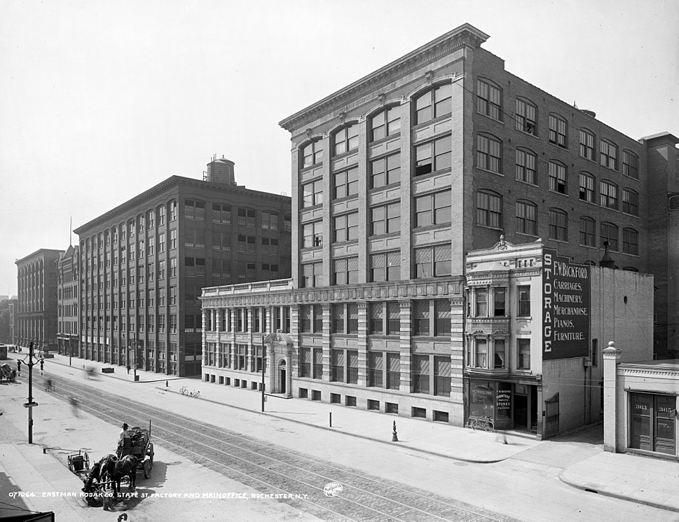 Eastman Kodak HQ 1900