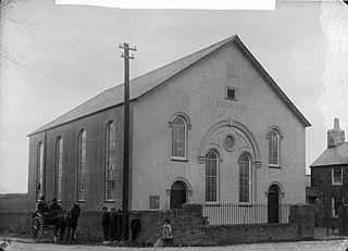 Ebenezer chapel (A?), Y Ffor (Four Crosses)