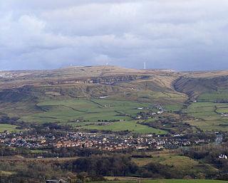 Edenfield Human settlement in England