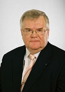 Edgar Savisaar Estonian politician