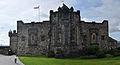Edinburgh Castle, Scottish National War Memorial rear.jpg