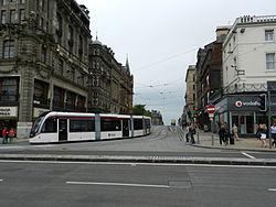 Edinburgh tram, 24 June 2014.jpg