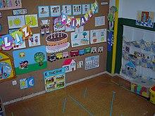 Educaci n infantil en espa a wikipedia la enciclopedia for Importancia de oficina wikipedia