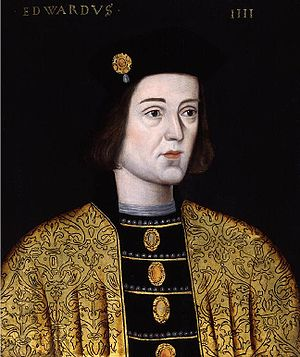 Duke of York - Edward Plantagenet