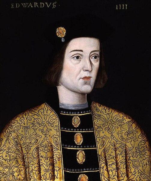 Ο Εδουάρδος IV
