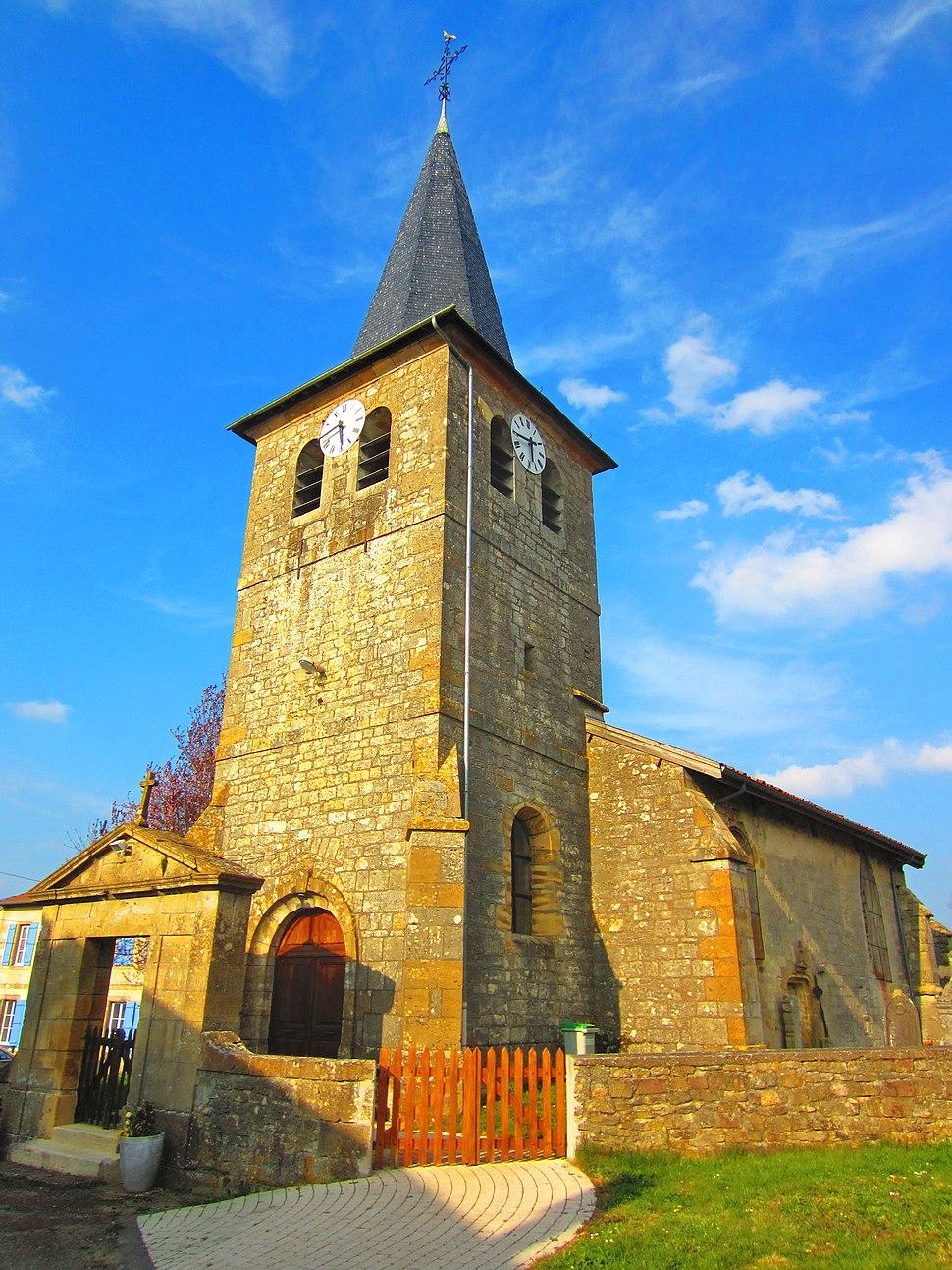 Eglise Peuvillers