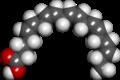 Eicosapentaenoic acid spacefill.png