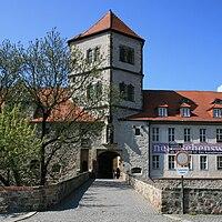 Eingang der Moritzburg in Halle (Saale) 2009-04-19.jpg