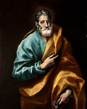 Apostle Saint Peter