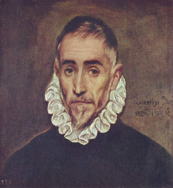 Stile Peplo Greco: Art . . . El Greco Style