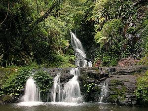 Elabana Falls - Image: Elabana Falls