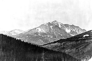Electric Peak - Image: Electric Peak 1890