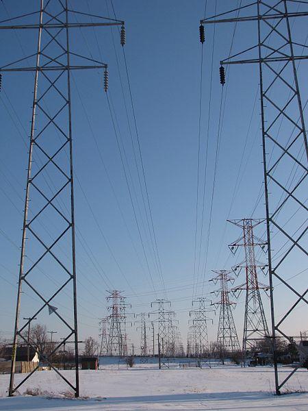 File:Electric Power Corridor, from Niagara Falls, near Buffalo NY (Cheektowaga) Feb 2010 IMG 0637.jpg