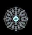 Electron shell 054 xenon.png