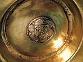 Elisabeth von Rapperswil - vorgebliche Trinkschale der Gräfin - Stadtmuseum Rapperswil 2012-12-01 16-54-37 (P7700).JPG