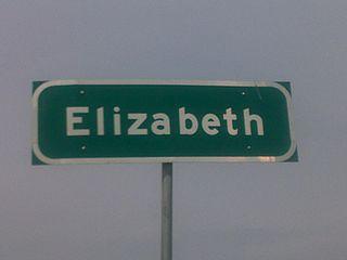 Elizabeth, Mississippi Unincorporated community in Mississippi, United States