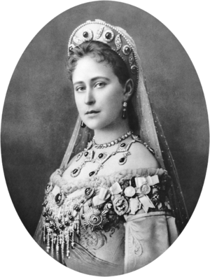 Princess Elisabeth of Hesse and by Rhine