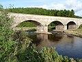 Ellemford Bridge on the River Whiteadder - geograph.org.uk - 1552692.jpg