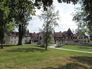 Elm Court (Lenox and Stockbridge, Massachusetts) United States historic place