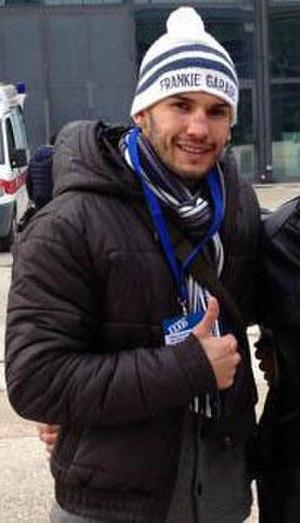 Emanuele Blandamura - Image: Emanuele Blandamura (cropped)