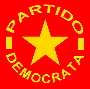 Democrat Party (Chile) - Image: Emblema Partido Democrata Chile