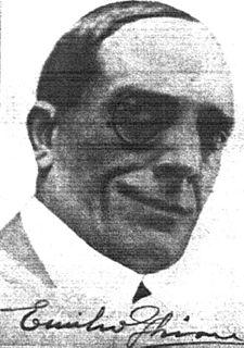 Emilio Ghione Italian actor, film director and author