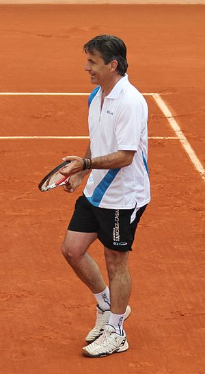 Emilio Sánchez - Emilio Sánchez in 2012