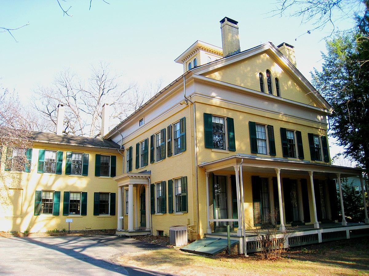 Emily Dickinson Museum - Wikipedia