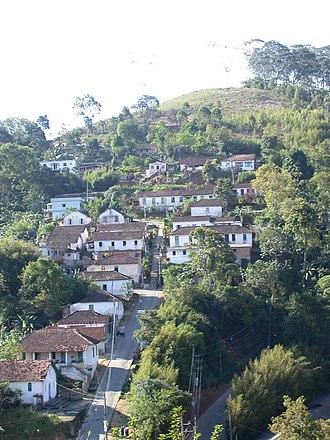 Engenheiro Paulo de Frontin, Rio de Janeiro - Street in the city