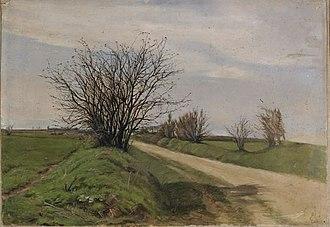 Kongens Enghave - Enghavevej, 1850