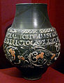 Engobierte Keramik (Ende 3. Jh.), Gelduba Grab 5555, Museum Burg Linn.jpg