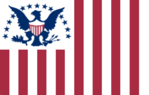 Ensign of the United States Revenue-Marine (1867)