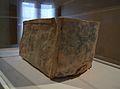 Enterrament infantil en taüt de plom, segle III, Museu Històric de Sagunt.JPG