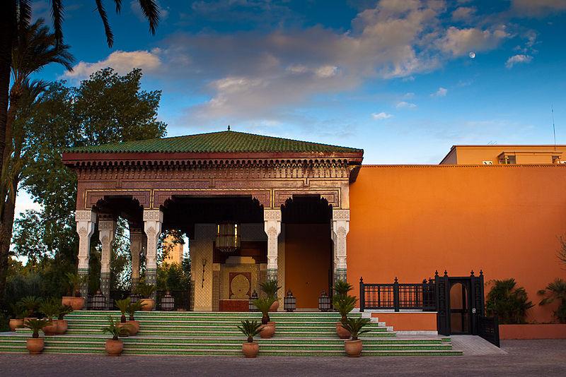 Hotel Marrakech  Etoiles Pas Cher