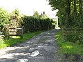 Entrance To East Hook Farm - geograph.org.uk - 1416715.jpg