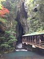 Entrance of Akiyoshi Cave 3.jpg