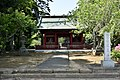 Entrance of Houzen-ji temple (Inashiki city,Ibaraki prefecture).jpg